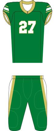 ユニフォーム1 グリーン